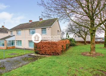 Thumbnail 3 bedroom semi-detached house for sale in Aberdaron Road, Cardiff