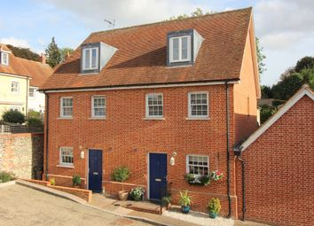Thumbnail 3 bed semi-detached house for sale in Hankins Court, Jacklyns Lane, Alresford