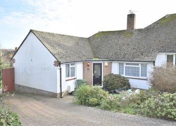 Thumbnail 2 bed semi-detached bungalow to rent in Oakwood Close, Hastings, East Sussex