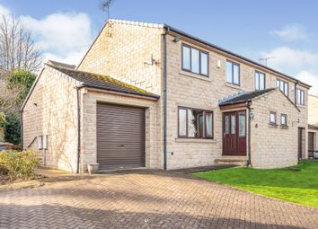3 bed semi-detached house for sale in Rectory View, Dewsbury WF12