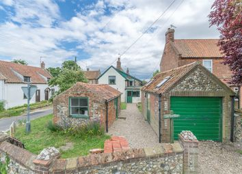Thumbnail 2 bed semi-detached house for sale in High Street, Wighton, Wells-Next-The-Sea