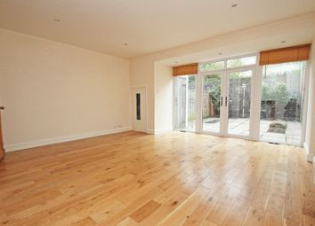 Thumbnail 4 bedroom terraced house to rent in Moody Street, London