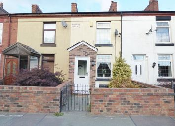 Thumbnail 2 bed terraced house for sale in Broad Lane, Collins Green, Warrington