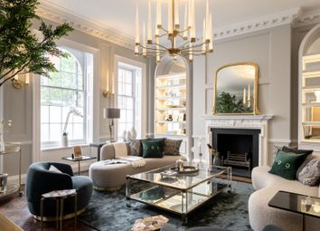 Thumbnail 6 bed town house to rent in Upper Brook Street, London