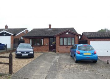 Thumbnail 3 bed bungalow to rent in Cause End Road, Wootton, Bedford