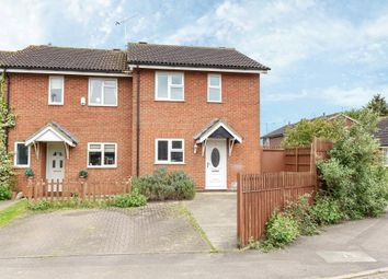 Thumbnail 3 bed end terrace house for sale in Matthews Close, Aylesbury