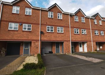 Thumbnail 4 bed terraced house for sale in Vernon Drive, Market Drayton