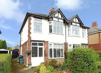 Thumbnail 3 bed semi-detached house for sale in Monks Walk, Penwortham, Preston