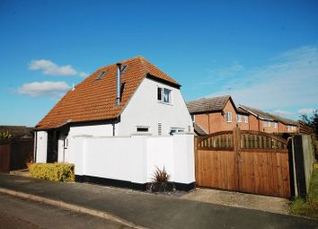 Thumbnail 2 bed detached house for sale in Tharp Way, Chippenham, Ely