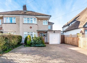 Thumbnail 3 bed semi-detached house for sale in Tubbenden Lane, Farnborough, Orpington