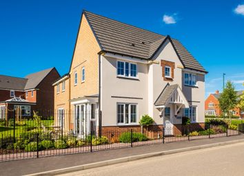 "Thumbnail 3 bed semi-detached house for sale in ""Morpeth"" at Saxon Court, Bicton Heath, Shrewsbury"