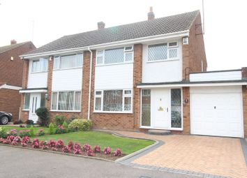 Thumbnail 3 bedroom semi-detached house for sale in Torquay Drive, Luton