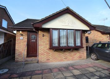 Thumbnail 1 bed detached bungalow for sale in Henson Avenue, Canvey Island