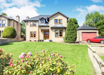 Thumbnail 4 bed detached house for sale in Alexandra Park, Lenzie