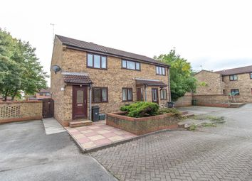 Thumbnail 2 bed end terrace house for sale in Brompton Court, Brompton On Swale, Richmond