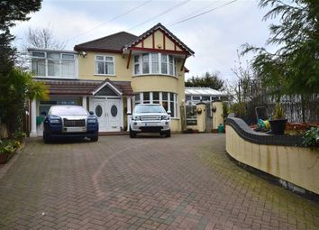 Thumbnail 4 bedroom detached house for sale in Bury New Rd, Salford