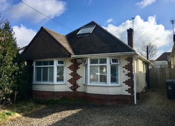 Thumbnail 2 bed detached bungalow to rent in Jackson Road, Parkstone