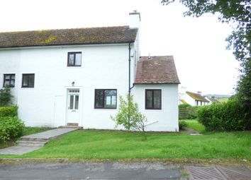 Thumbnail 3 bed semi-detached house for sale in Kirk Road, New Galloway