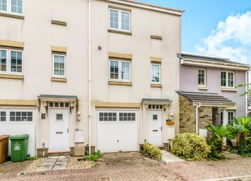 Thumbnail 3 bedroom terraced house for sale in Junction Gardens, Plymouth