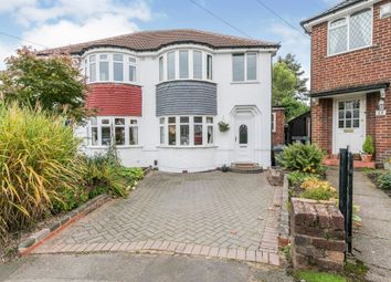 Thumbnail 3 bed detached house for sale in Stanton Grove, Birmingham