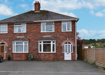 Thumbnail 3 bed semi-detached house for sale in West Hendford, Yeovil