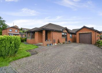 Thumbnail 3 bed detached bungalow for sale in Strone Gardens, Kilsyth, Glasgow