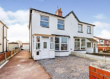 Thumbnail 3 bed semi-detached house for sale in Martin Avenue, Lytham St Anne's, Lancashire, England