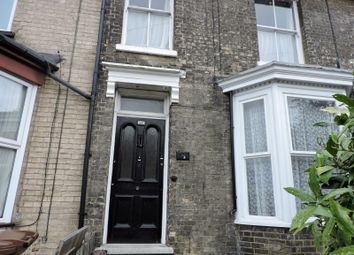 Thumbnail 1 bed flat to rent in St. Helens Street, Ipswich