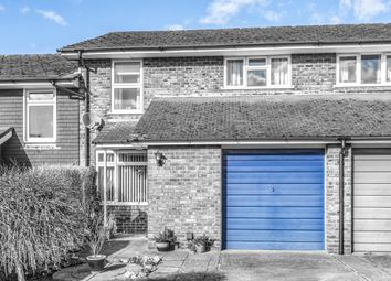 Thumbnail 3 bed terraced house for sale in Downsview Drive, Midhurst, West Sussex