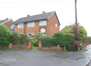 3 bed semi-detached house for sale in Sancroft Road, Spondon, Derby DE21