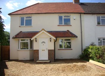 Thumbnail 4 bed semi-detached house to rent in Ely Place, Canterbury Road, Guildford
