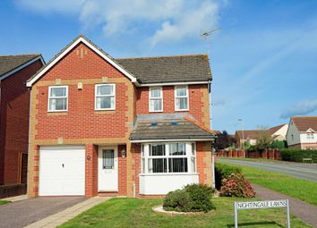 4 bed detached house for sale in Nightingale Lawns, Cullompton EX15