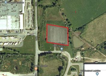 Thumbnail Land to let in External Storage/Lorry Park, Bryn Lane, Wrexham Industrial Estate, Wrexham