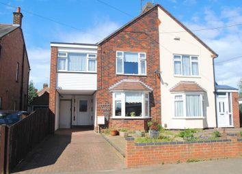 Thumbnail 3 bed semi-detached house to rent in Wharf Road, Higham Ferrers, Rushden