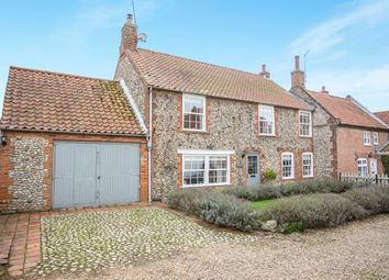 Thumbnail 3 bed semi-detached house for sale in Docking, King's Lynn, Norfolk