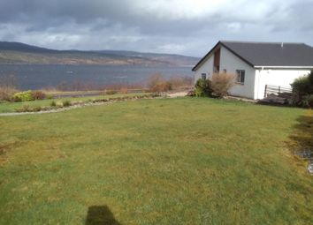 Thumbnail 3 bed detached bungalow for sale in 2 Lettersway Shore Road, Strachur