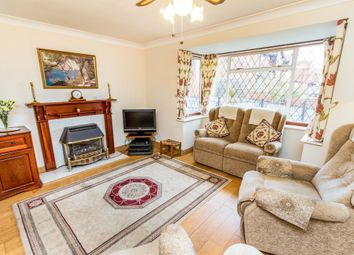 Thumbnail 4 bed detached bungalow for sale in Ingle Court, Woolsthorpe By Colsterworth, Grantham