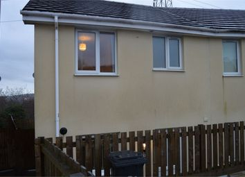 Thumbnail 2 bed semi-detached house to rent in Wern Crescent, Skewen, Neath, West Glamorgan