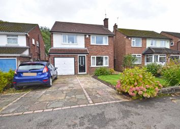 Thumbnail 3 bed detached house for sale in Queens Road, Cheadle Hulme, Cheadle
