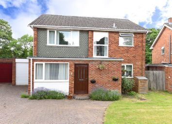 Thumbnail 4 bed detached house for sale in Cecil Aldin Drive, Tilehurst, Reading, Berkshire