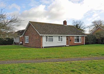 Thumbnail 3 bed detached bungalow for sale in Quintons Corner, East Bergholt, Colchester