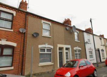 Thumbnail 2 bed terraced house to rent in Bowden Road, Northampton