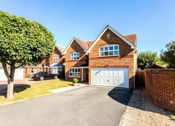 Thumbnail 4 bed detached house for sale in Crabtree Way, Old Basing