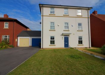 Thumbnail 4 bed semi-detached house for sale in Kingsbrook Chase, Wath-Upon-Dearne, Rotherham