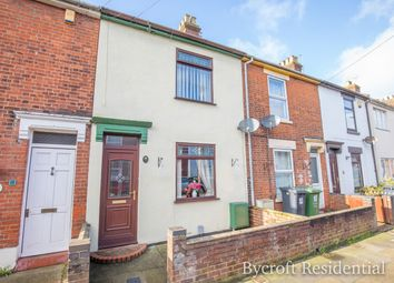 Thumbnail 3 bed terraced house for sale in Alderson Road, Great Yarmouth