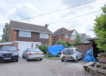 Thumbnail 4 bed detached house for sale in Frimley Green Road, Camberley