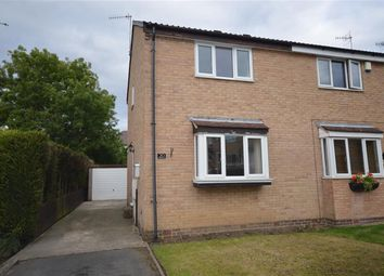 Thumbnail 2 bed semi-detached house for sale in Tunstall Way, Chesterfield