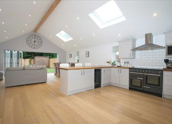 Thumbnail 4 bed bungalow for sale in Church Lane, Kennett, Newmarket