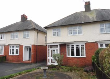 Thumbnail 3 bed semi-detached house for sale in Ferrers Road, Oswestry, Shropshire