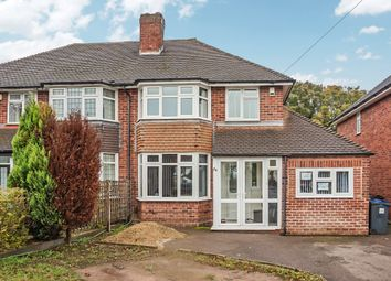 Thumbnail 3 bed semi-detached house for sale in Worcester Lane, Sutton Coldfield